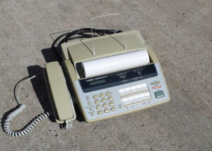 Fax Brother Intellifax 675