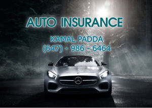 CHEAP AUTO INSURANCE -CALL FOR A FREE QUOTE TODAY!!647-986-6464