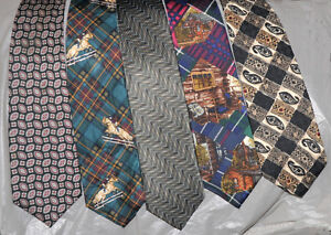 SILK TIES plus Donald TRUMP and The Museum of Modern Art