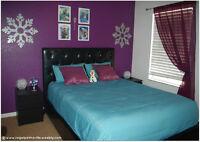 4 bed home   Orlando Florida   FROZEN Room   Disney  Regal Palms