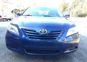 2007 Toyota Camry certified and E-tested