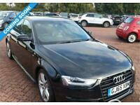 2015 Audi A4 Avant 2.0 TDI S line Avant Multitronic (Nav) Estate Diesel Automati