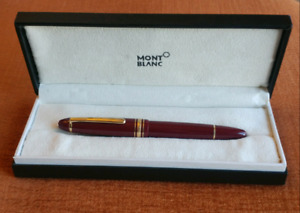 MONTBLANC MEISTERSTUCK 14K Gold Le Grand GT 146 Fountain Pen