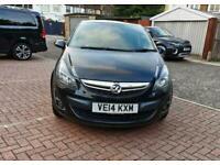 2014 Vauxhall Corsa 1.2 i 16v SXi 3dr +Cheap Insurance +Low Miles +Aux