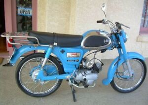Looking For Early 1960's Yamaha Motorcycle