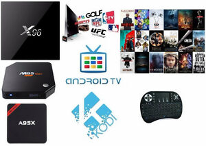 Android Smart TV Box (Sackville)