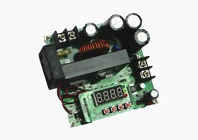 900w Dc-dc Boost Converter 8-60v To 10-120v 15a Step Up Power Supply Module New