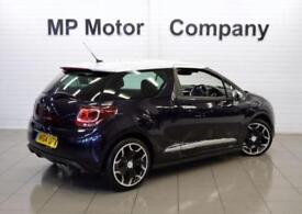 2014 64 CITROEN DS3 1.6 BLUEHDI DSPORT PLUS 3D 120 BHP DIESEL 6SP ECO SPORTS HB