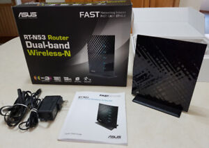 Asus RT-N53 Dual-band, Wireless Router