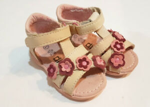 Toddler girl sandals size 5