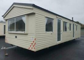 Static caravan Atlas Oasis 35x12 2bed free UK delivery.