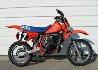 Looking for Honda cr 60