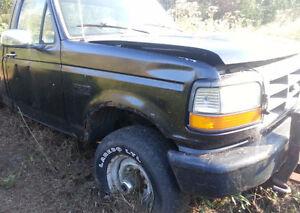 Pieces pour pickup f-250, f-350 1992 a 1997
