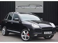 Porsche Cayenne Turbo 4.5 V8 Tiptronic S *Massive Specification*