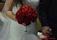 Wedding Bouquet Artificial Flower Packages