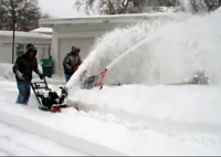 Need snow moved ?