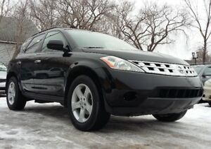 2004 Nissan Murano SL - All Wheel Drive - Excellent condition