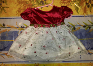 Size 3 Months George Christmas Dress