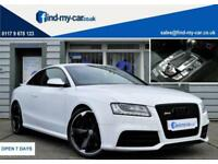 2011 11 Audi RS5 4.2 FSI ( 450ps ) S Tronic quattro Fully Loaded With FASH