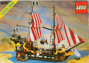 **** WANTED LEGO PIRATE SHIP WANTED **********