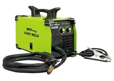 New In Box Forney 261 Easy Weld Mig Welder Machine 120 Volts Gasless 8917197