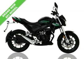 2017 17 SINNIS RSX125 EFI NEW FOR 2017