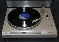 Great SONY PS-X40 Full Auto Direct Drive Turntable Record Player