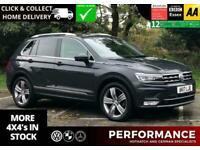 2017 Volkswagen Tiguan 2.0 TDI BlueMotion Tech SEL DSG (s/s) 5dr SUV Diesel Auto