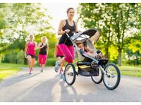 Buggy Fitness at Boundary Park in Didcot