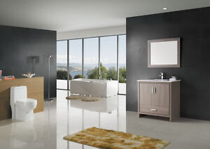 "Warehouse SALE – 36"" Bathroom Vanity SL36M $780"