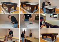 Professional Pool Table, Piano and Hot Tub Movers (647-930-8871)