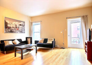 Fully furnished / All included  condo - Downtown Montreal