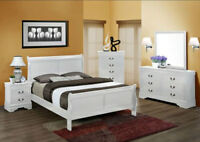 BRAND NEW TRADITIONAL BEDROOM SET $688 LOWEST PRICE IN GTA
