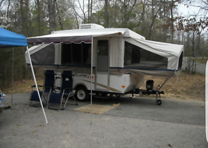 14 ft coach man clipper camping trailer for sale 3300 obo