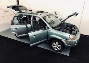 ~Indoor Showroom~Hyundai Tucson 25th Anniversary Edition New MVI