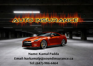 CHEAP AUTO INSURANCE! CALL TODAY FOR A FREE QUOTE 647-986-6464