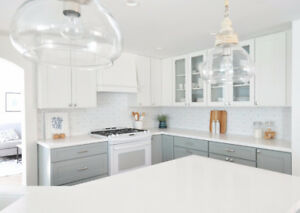 Solid Maple Cabinet 50% OFF+Granite*Quartz Countertops From $45