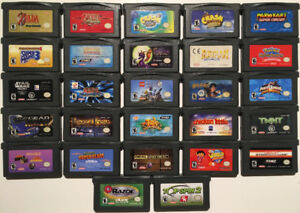 ** Gameboy GB GBC GBA Color Advance - Jeux / Games **