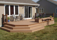 Professional Decks, Fences, Exteriors - Free Estimates - Insured