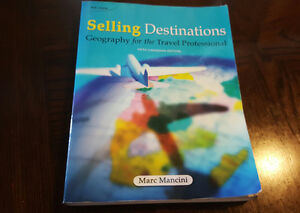 Selling Destinations Fifth Canadian Edition