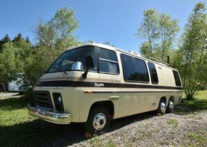 1977 GMC Kingsley Motor Home