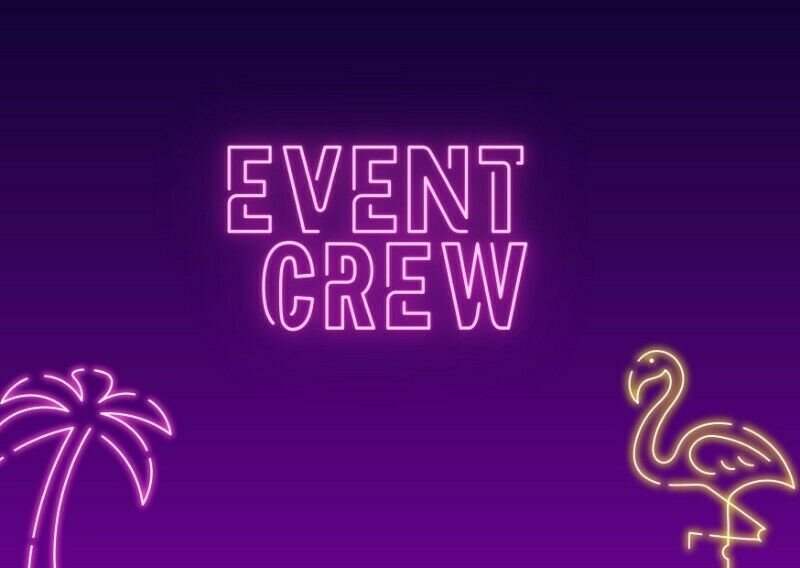 Event Staff ✅ Until End July ✅ Extendable
