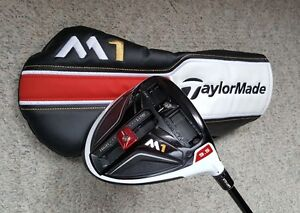 Golf Clubs - TaylorMade M1 Driver