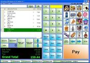 Corner Store POS Retail Grocery One Station Complete System NEW