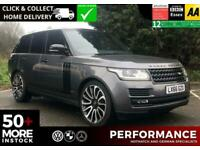 2016 Land Rover Range Rover 3.0 TD V6 Vogue Auto 4WD (s/s) 5dr SUV Diesel Automa