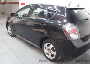 2009 Pontiac Vibe $2900 160,000km