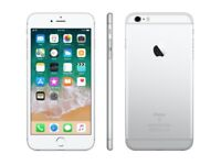 IPhone 6, 16gb. Condition A, silver c