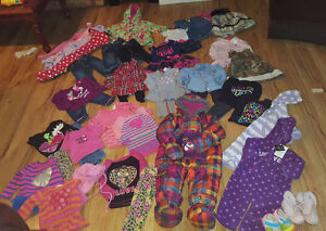 Baby girl bundle size 9-12 months