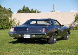 1973 Chevrolet Monte Carlo 454 BBC