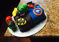 Last minute custom cakes cupcakes and much more 226-777-3308